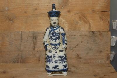 Chinese Koninklijke beelden