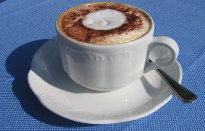 Cappuccino parfum geur olie voor Melts en kaarsen