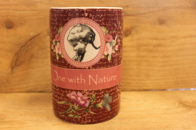 Soy wax Geurbrander One with Nature