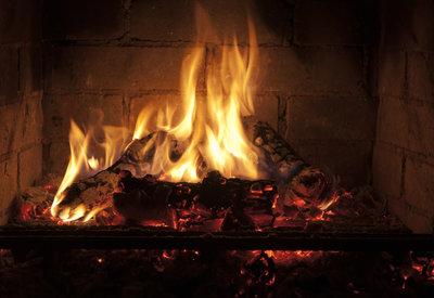 Openhaard Vuur parfum geurolie voor Melts en Kaarsen