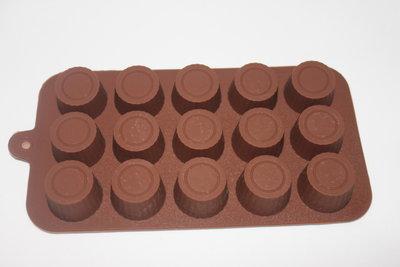 Siliconen Bonbonnetjes mal voor Melts en Zeepjes