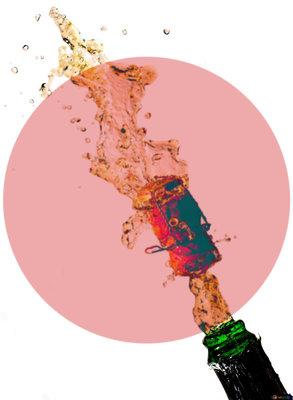 Pink Champagne parfum geurolie voor Melts en Kaarsen