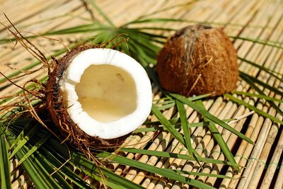 Lemon Grass & Coconut parfum geurolie voor Kaarsen en Melts