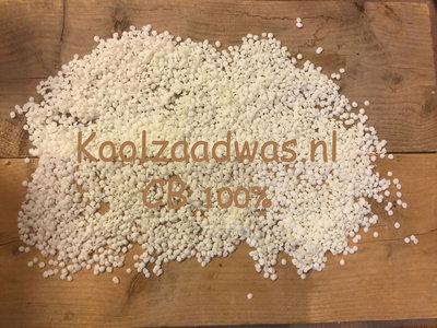 5 kilo KOOLZAADWAS 100 % VOOR KAARSEN IN POTJES, GLAASJES EN MASSAGE KAARSEN EN/OF BONBONS